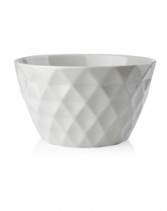 Diamond Grey - miseczka 15,5 cm. 700 ml.  - Affek Design