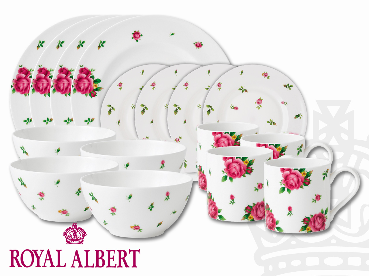 New Country Roses